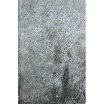 Siavash Dark Gray Area Rug Rug Size: 711 x 910
