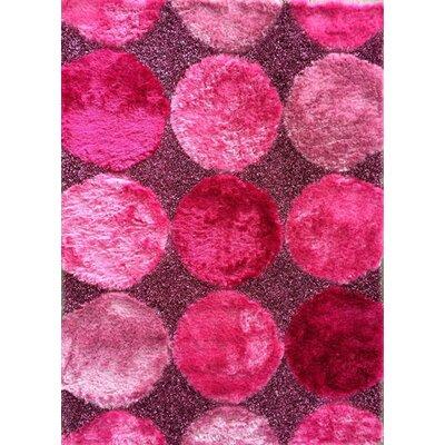 Tobiah Pink Area Rug