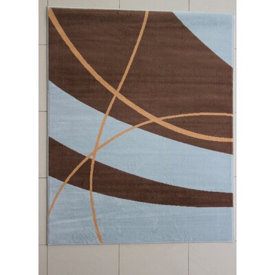Muthu Greige Area Rug Rug Size: 53 x 72