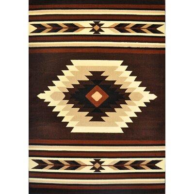 Dounton Black Area Rug Rug Size: Runner 27 x 146