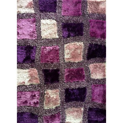Ruslan Purple Area Rug
