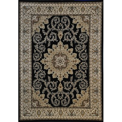 Stonebridge Dark Blue Area Rug Rug Size: 10 x 13