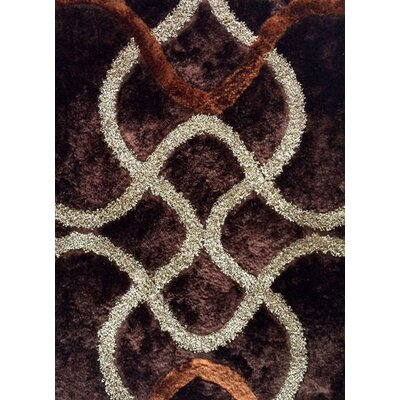 Anmol Brown Area Rug