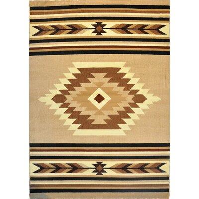 Eowyn Berber Area Rug Rug Size: 53 x 72