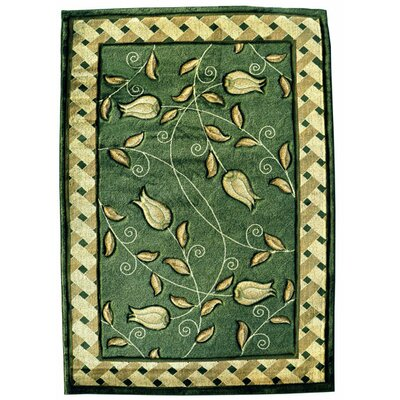 Hayton Sage Area Rug Rug Size: Rectangle 53 x 72