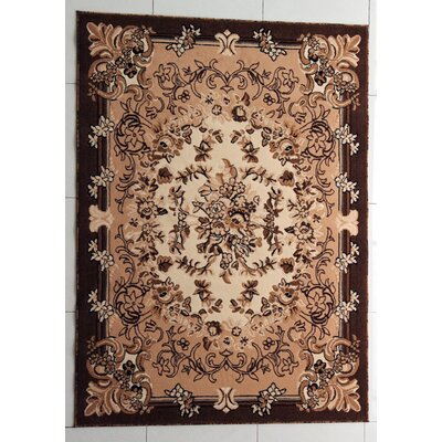 Lapeer Berber Area Rug Rug Size: Rectangle 53 x 72