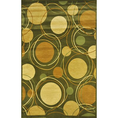 Ventrice Sage Area Rug Rug Size: Runner 27 x 91