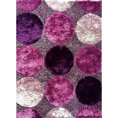 Walden Purple Area Rug