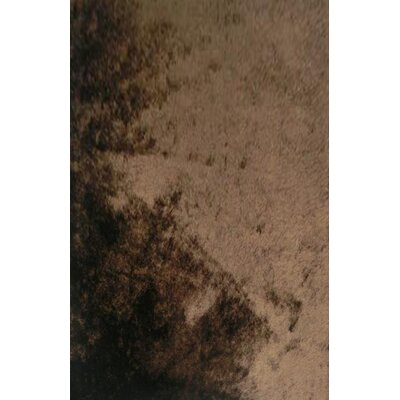Brandice Brown Area Rug Rug Size: 53 x 72