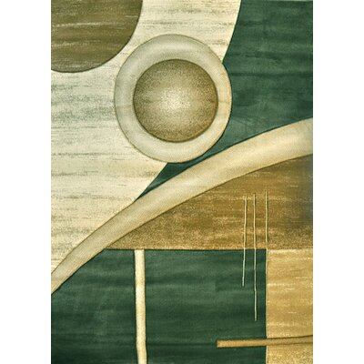 Helton Sage Area Rug Rug Size: Rectangle 53 x 72