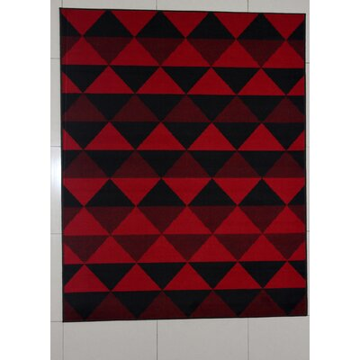 Wofford Black Area Rug Rug Size: Runner 2 x 72