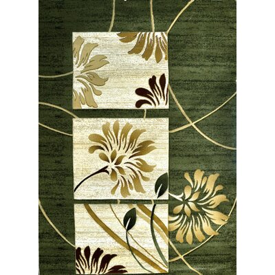 Hammond Sage Area Rug Rug Size: Rectangle 53 x 72