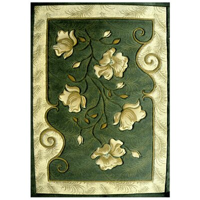 Prescott Sage Area Rug Rug Size: Rectangle 53 x 72