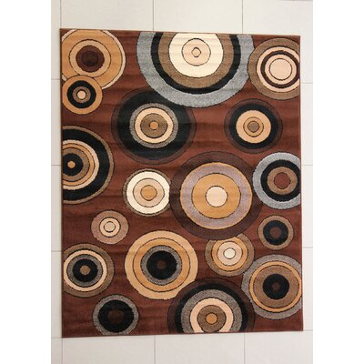 Malpartida Brown Area Rug Rug Size: Runner 2 x 72