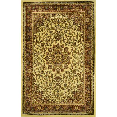 Quinnes Ivory Area Rug Rug Size: Rectangle 2 x 3