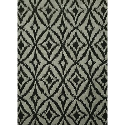 Frizzell Gray Area Rug Rug Size: 53 x 72