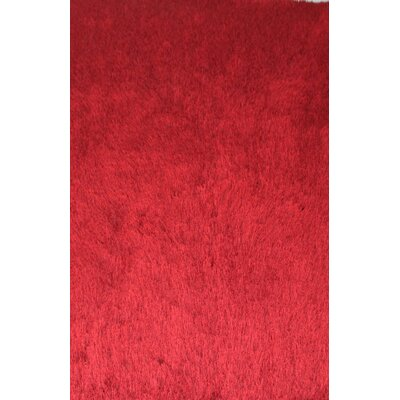 Dickinson Terracotta Area Rug Rug Size: 53 x 72