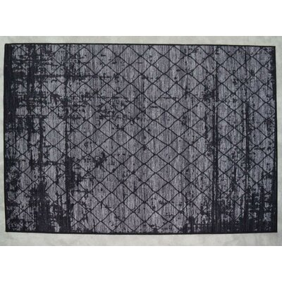 Atami Gray Area Rug Rug Size: Runner 27 x 146