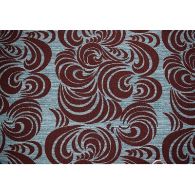 Pratiksha Wool Blue/Brown Area Rug Rug Size: Rectangle 4 x 6