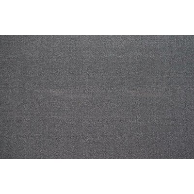 Lejun Wool Gray/Black Area Rug Rug Size: Rectangle 711 x 910