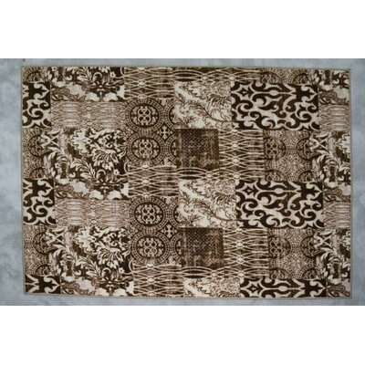 Trish Ivory Area Rug Rug Size: Runner 27 x 91