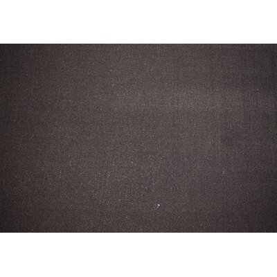 Jann Wool Brown Area Rug Rug Size: Rectangle 53 x 72