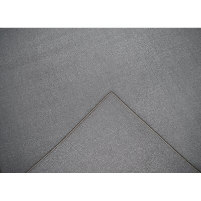 Ballesteros Wool Blue Area Rug Rug Size: Rectangle 4 x 6