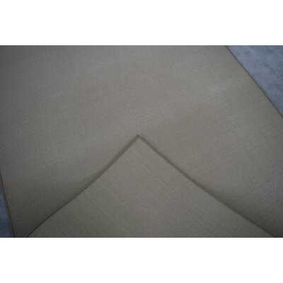 Robinette Wool Beige Area Rug Rug Size: Rectangle 711 x 910