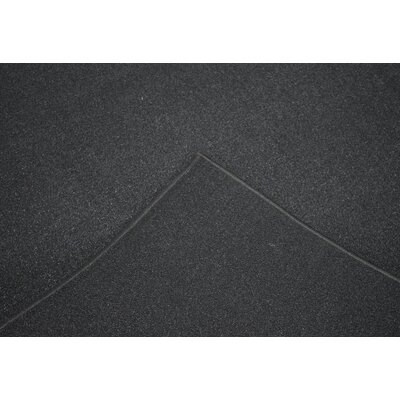 Aly Wool Black Area Rug Rug Size: Rectangle 53 x 72