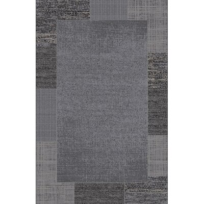 Yungton Gray Area Rug Rug Size: Rectangle 711 x 910
