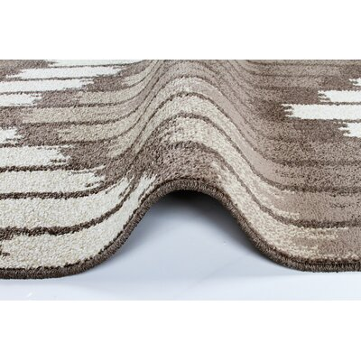 Yungton Brown Area Rug