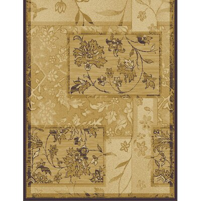 Lai Beige Area Rug Rug Size: 10 x 13