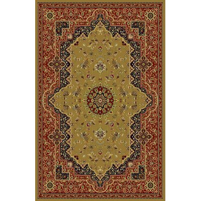Bossert Brown Area Rug Rug Size: 10 x 13