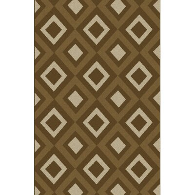 Athey Taupe Area Rug Rug Size: 711 x 910