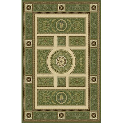 Gillam Sage Green Area Rug Rug Size: Runner 27 x 91