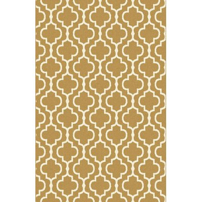Marsworth Brown Area Rug Rug Size: 711 x 910