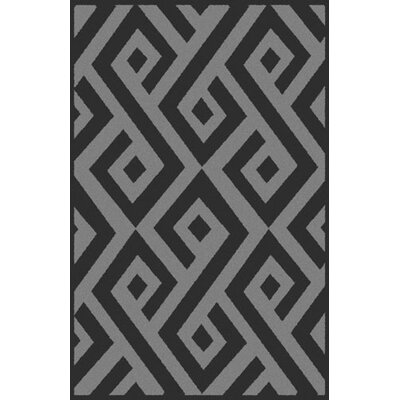 Risher Gray Area Rug Rug Size: Runner 2 x 72