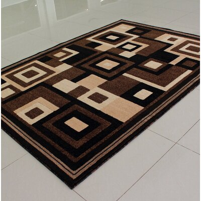 Mccormick Brown Area Rug