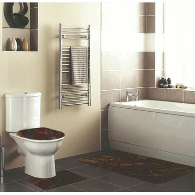 El Centro 3 Piece Bath Rug Set
