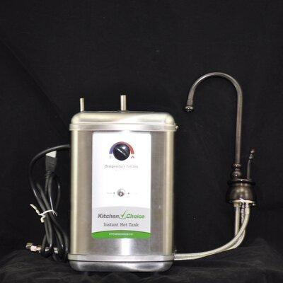 Hot Water Dispenser Finish: Venetian Bronze