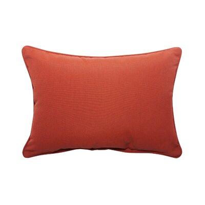Canvas Lumbar Pillow Color: Canvas Henna
