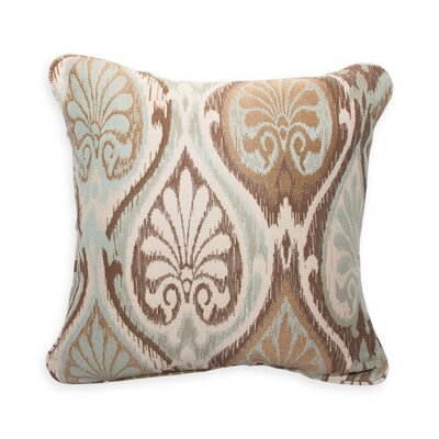 Aura Moonstone Throw Pillow