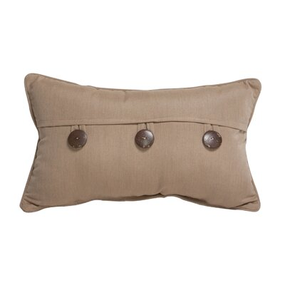 3 Button Envelope Throw Pillow