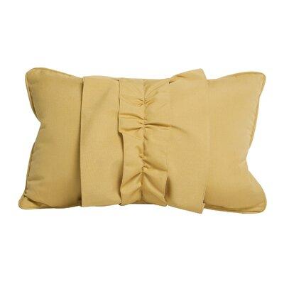 Ruffle Lumbar Pillow