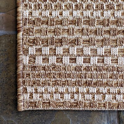 Amory Chestnut Indoor/Outdoor Area Rug