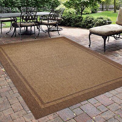 Amina Beige Indoor/Outdoor Area Rug