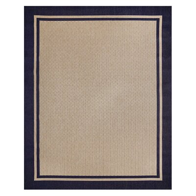 Savannah Chestnut Havana Indoor/Outdoor Area Rug Rug Size: 53 x 75