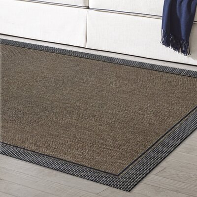 Amina Havava Indoor/Outdoor Area Rug Rug Size: 5'3