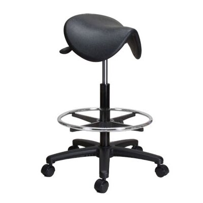 Height Adjustable Saddle Stool Foot Ring 639 Product Picture