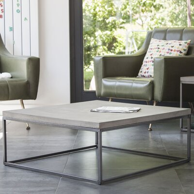 Perspective Coffee Table Size: 12 H x 29.5 W x 29.5 D